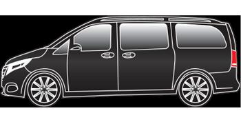 MPV Mercedes Vito- viano